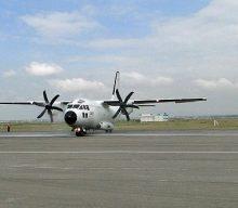 Asi fue la llegada del primer avión C-27J a la Fuerza Aérea Mexicana