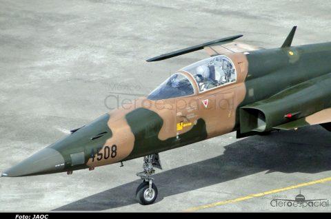 El F-5E/F Tigre II, en  México