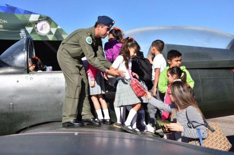 """Inauguración de la Exposición Militar """"Fuerzas Armadas… Pasión por Servir a México"""" Hermosillo, Son."""