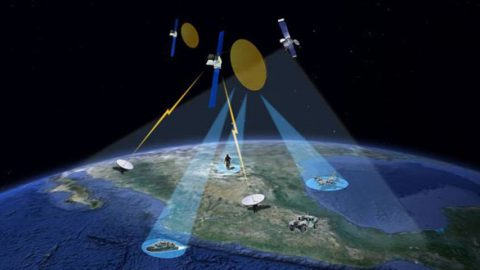 Sistema Satelital Mexicano (MEXSAT)