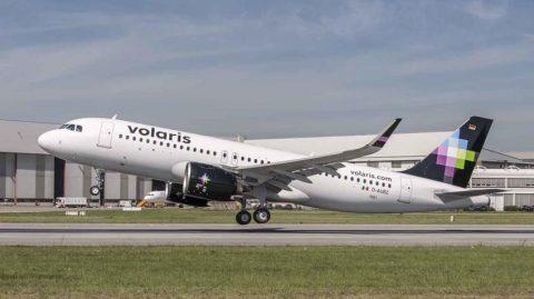 Airbus A320neo en México