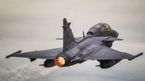 El desarrollo conjunto del nuevo caza de Brasil, Gripen NG