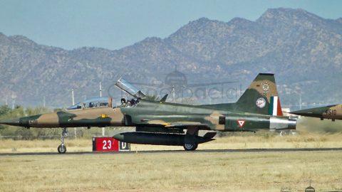 Rechaza la Sedena tener planes para deshacerse de aviones supersónicos F-5