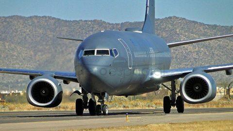 Boeing 737-800 en la Fuerza Aérea Mexicana