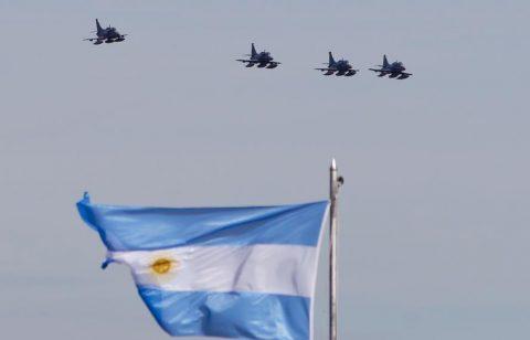 La Fuerza Aérea Argentina en busca de nuevos aviones