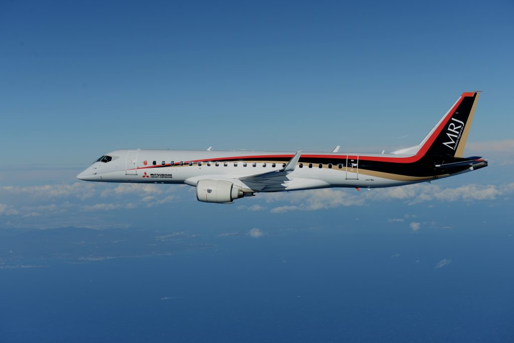 20151127_MRJ_3rd Flight Test_3