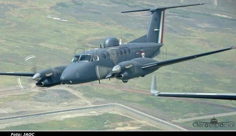 Desfile Aéreo Militar 2016