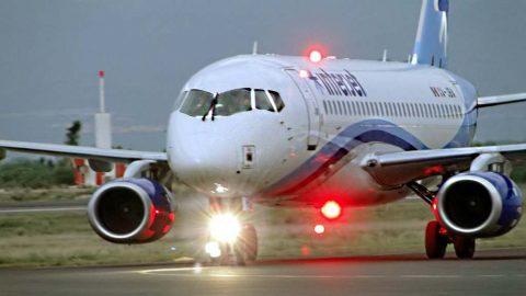 Interjet prevé reanudar operaciones con los aviones Sukhoi