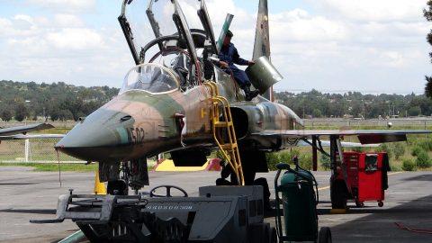 F-5 Mexicanos;  hablemos de mantenimiento.