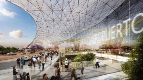 Se  adjudicó la construcción del edificio terminal del NAICM