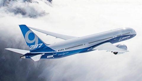 Las innovaciones ambientales en el  Dreamliner