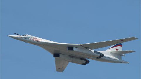 Bombardero supersónico Tu-160M