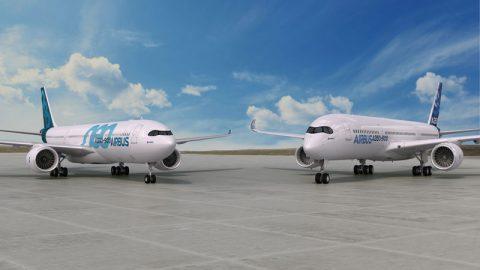 Ajuste de precios, entregas y pedidos 2017 para los aviones de Airbus
