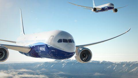 Boeing realiza la presentación  del nuevo  787-10