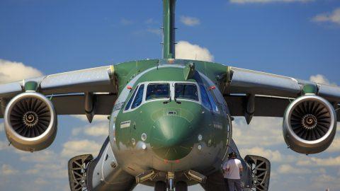 El KC-390, el transporte latinoamericano