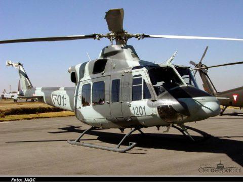 Crea el Politécnico un simulador de helicóptero Bell 412.