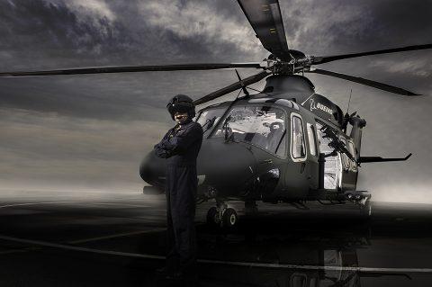 Boeing presenta el helicóptero MH-139 para la USAF