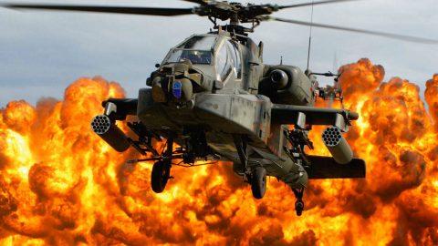 Boeing, firma contrato para suministrar 268 helicópteros AH-64E Apache