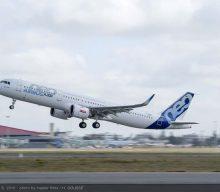 A321neo con motores LEAP-1A de CFM International