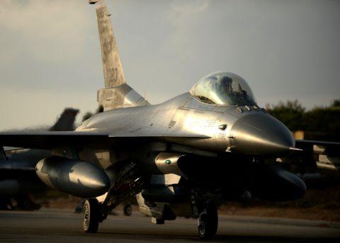 La USAF autoriza una vida útil prolongada para el interceptor F-16