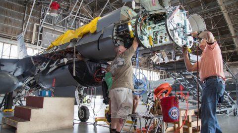 Nuevo radar para el F-16
