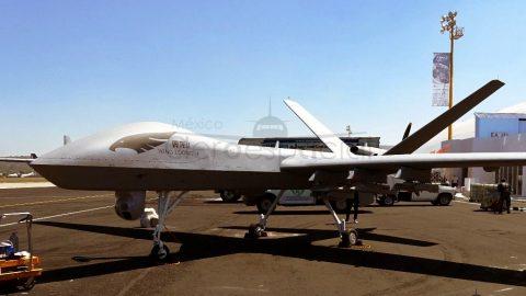 Pterodactyl. El UAV Chino en México.
