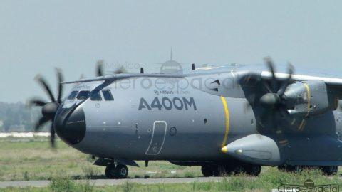 El A400M en FAMEX 17