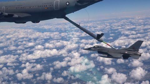 Airbus logra el contacto automático de reabastecimiento en vuelo