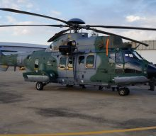 Las Fuerzas Armadas de Brasil reciben dos H225M