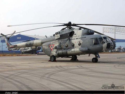 Rusia y México estudian suministro de helicópteros Mi-8/17 y Mi-26T