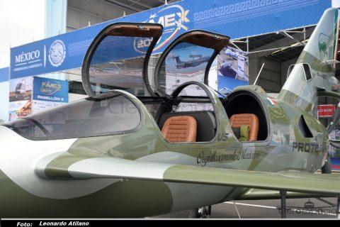 El Pegasus P-400T, un avión con tecnología mexicana construido en Oaxaca