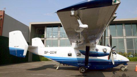 El PZL Mielec Multirole M28 se prueba en México