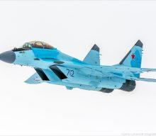 Rusia prevé este año efectuar las pruebas finales de vuelo del MiG-35