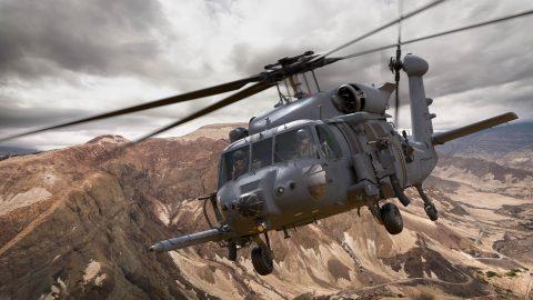 Lockheed Martin presenta su propuesta  para el Programa de Helicópteros de Rescate de Combate (CRH) de la USAF.