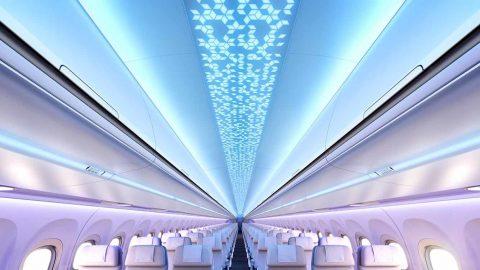 Airbus lanza el nuevo espacio interior A320 Airspace