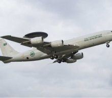 Boeing entrega aviones actualizados E-3A a Arabia Saudita