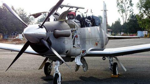 La Fuerza Aérea Mexicana se vincula con el CONACYT
