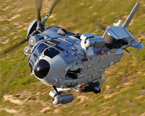 Helicópteros HM-225M, misiones CSAR  para la Fuerza Aérea Mexicana