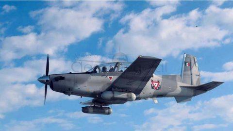Día de la Marina 2017, la flota aeronaval mexicana