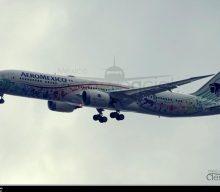 Inauguración de la Cumbre Mundial de Transporte Aéreo, en México
