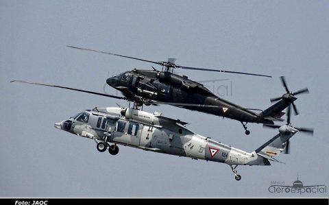 Helicópteros UH-60M de la Fuerza Aérea Mexicana; tecnología de punta