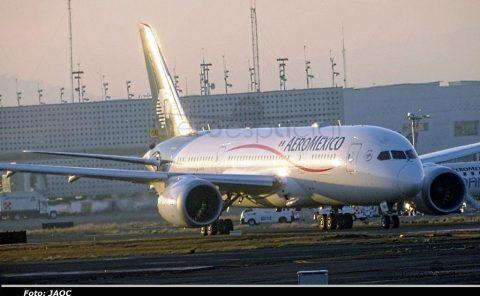 Aeroméxico anuncia vuelos entre Barcelona y la CDMX