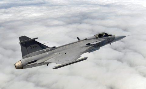 Saab inaugura su Fábrica de Aeroestructuras Gripen en Brasil