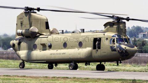 Helicóptero Chinook Block II.