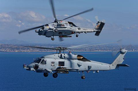 Phanter o SeaHawk, para equipar las nuevas fragatas de la Armada de México