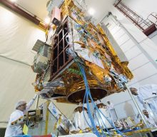 Airbus completa el acoplamiento de plataforma y carga útil del satélite MetOp-C
