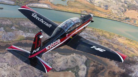 Argentina aprueba la adquisición del T-6C