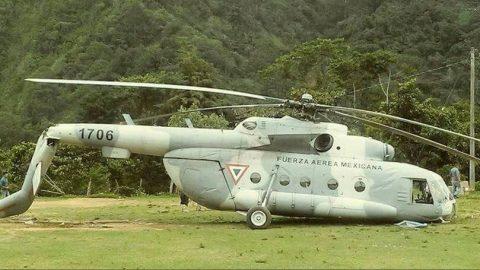 De accidentes e incidentes en aviones militares