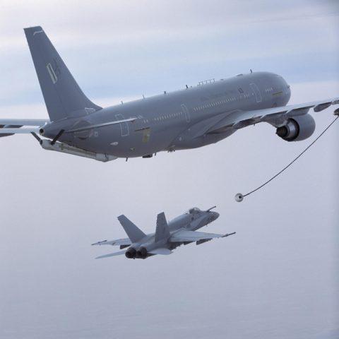 Alemania y Noruega realizan un pedido en firme de cinco aviones de repostaje Airbus A330 MRTT