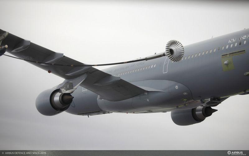 A330 MRTT RAAF